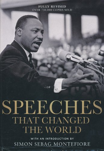 9781848660717: Speeches That Changed the World, Revised Edition