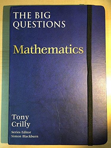 9781848660915: The Big Questions: Mathematics