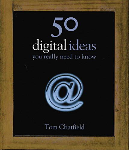 9781848661332: 50 Digital Ideas You Really Need to Know (50 Ideas You Really Need to Know)