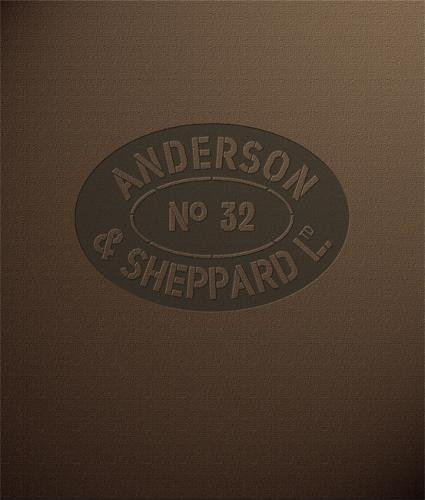 9781848661684: Anderson & Sheppard: A Style Is Born