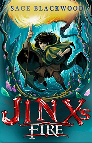 9781848662742: Jinx's Fire (Wizards Apprentice 3)