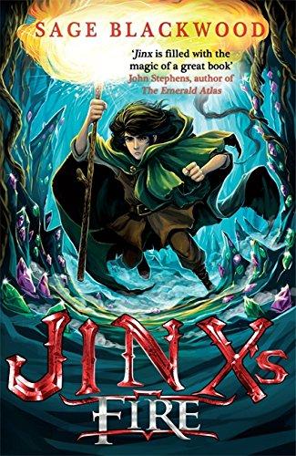9781848662742: Jinx's Fire (The Jinx Series)
