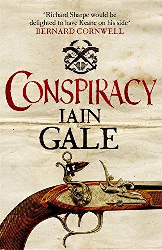 Keane's Conspiracy: Keane: Book 4: Iain Gale