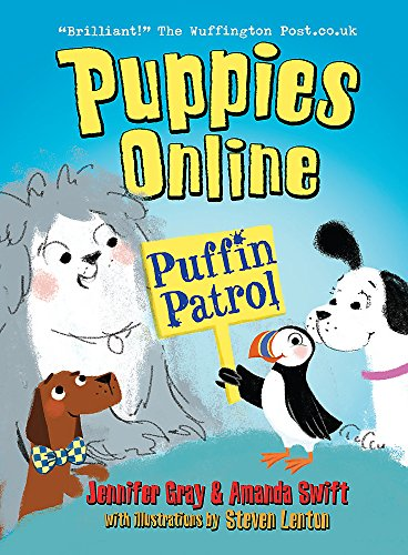 Puppies Online: Puffin Patrol: Gray, Jennifer; Swift, Amanda