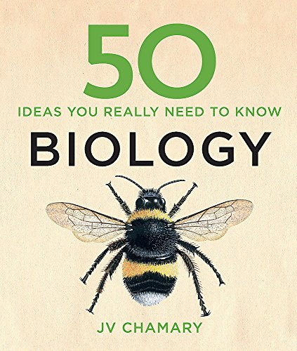 9781848666696: 50 Biology Ideas You Really Need to Know (50 Ideas You Really Need to Know series)