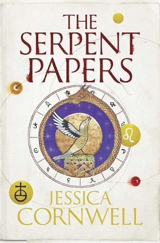 The Serpent Papers (The Serpent Papers Trilogy) SIGNED AND DATED COPY (BRAND NEW UNREAD HARDCOVER...