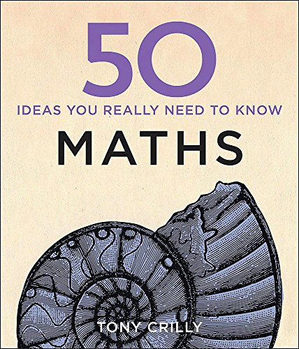 9781848667051: 50 Maths Ideas You Really Need to Know (50 Ideas You Really Need to Know Series)