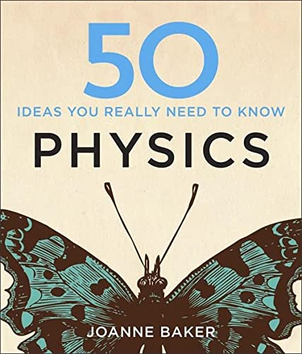 9781848667068: 50 Physics Ideas You Really Need to Know