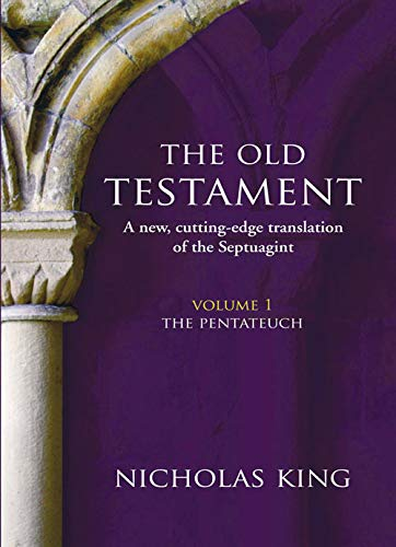9781848672857: The Old Testament Volume 1: The Pentateuch (Hardback)