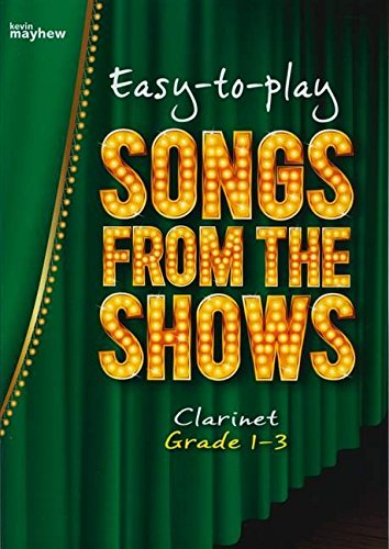 9781848674233: Easy to Play Songs from the Shows Clarin