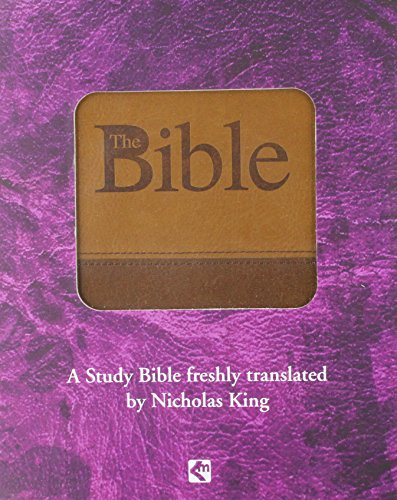 The Bible (Hardback): Nicholas King