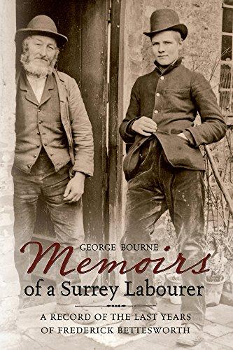 9781848680951: Memoirs of a Surrey Labourer
