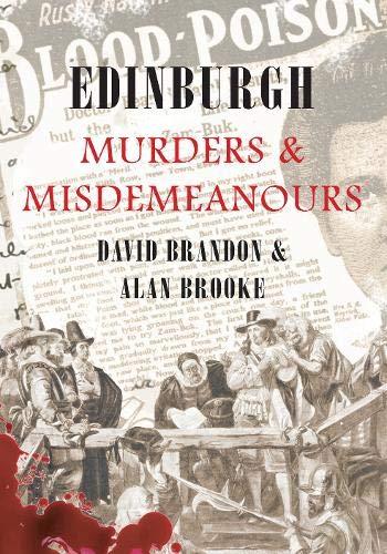 9781848681736: Edinburgh Murders & Misdemeanours