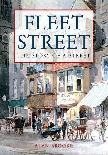 9781848682290: Fleet Street: The Story of a Street