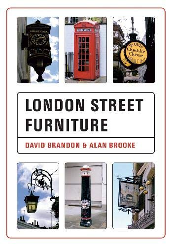 9781848682948: London Street Furniture