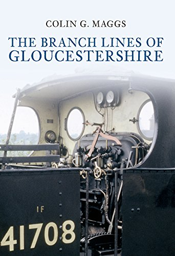 9781848683488: The Branch Lines of Gloucestershire