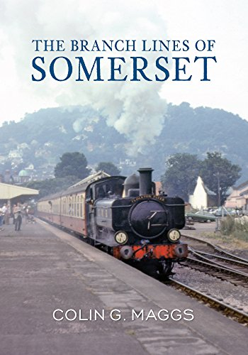 9781848683495: The Branch Lines of Somerset