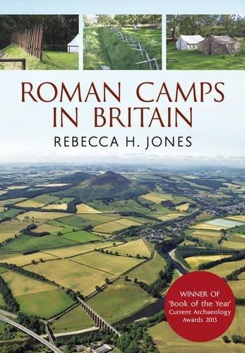 9781848686885: Roman Camps in Britain