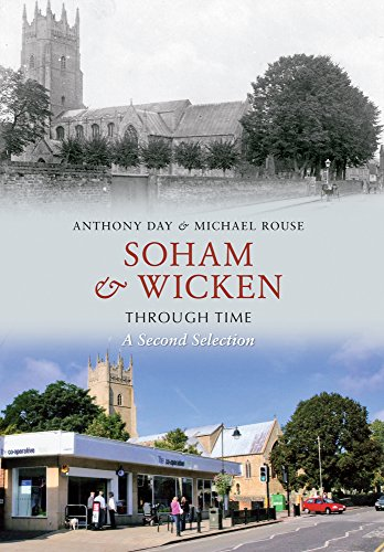Soham & Wicken Through Time A Second: Day, Anthony, Rouse,