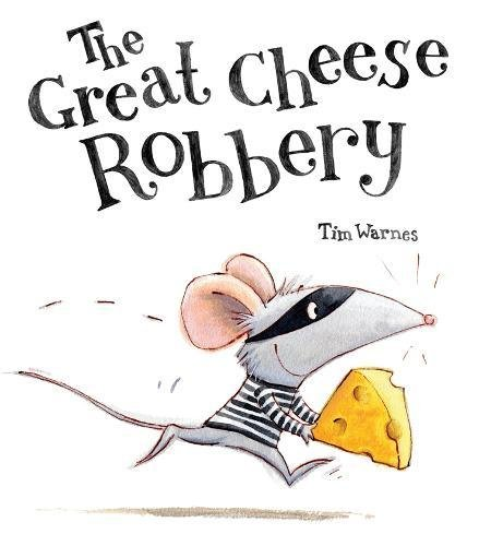 9781848690523: The Great Cheese Robbery