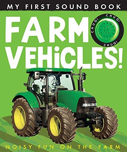 9781848690592: My First Sound Book: Farm Vehicles!