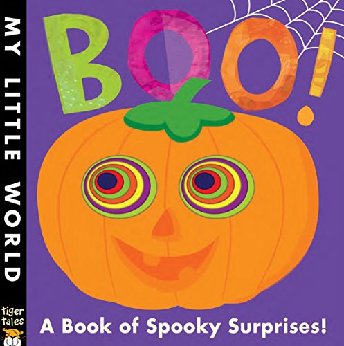 9781848691254: Boo!: A book of spooky surprises (My Little World)