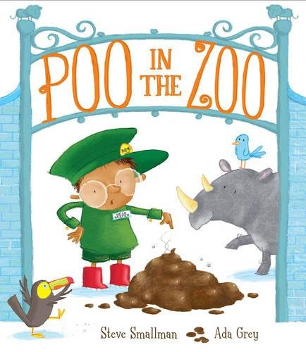 9781848691377: Poo in the Zoo