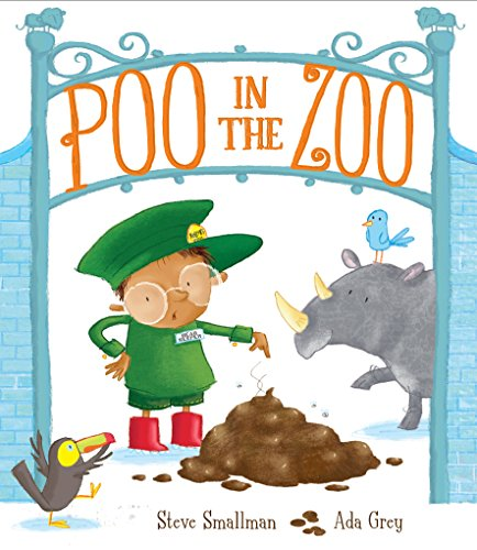 9781848691384: Poo in the Zoo