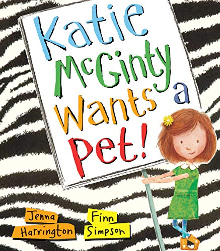 9781848691391: Katie McGinty Wants a Pet