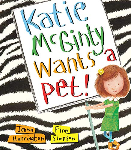 9781848691407: Katie McGinty Wants a Pet