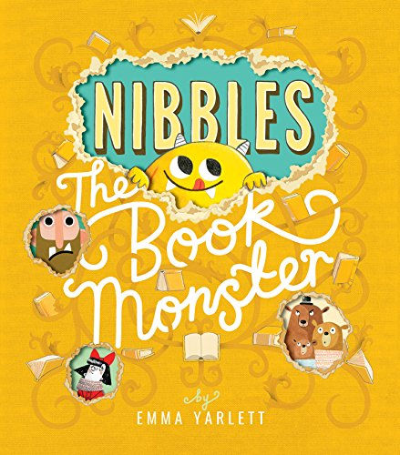 9781848691933: Nibbles: The Book Monster