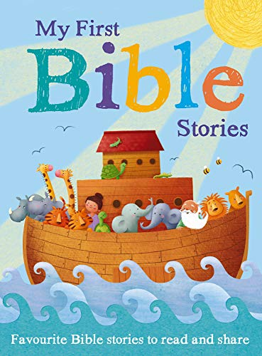 9781848692268: My First Bible Stories