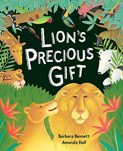 9781848693548: Lion's Precious Gift
