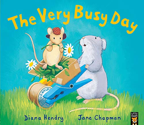 9781848695085: The Very Busy Day