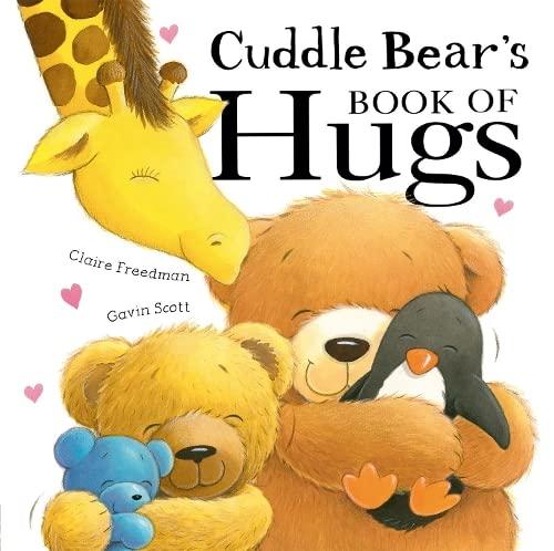 9781848696877: Cuddle Bear's Book of Hugs