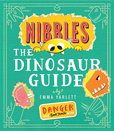 9781848696914: Nibbles: The Dinosaur Guide