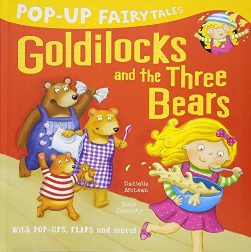 9781848699083: Mclean, D: Pop-Up Fairytales: Goldilocks and the Three Bears