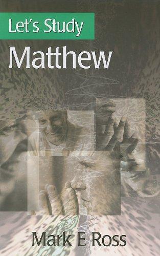 9781848710078: Matthew