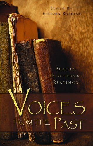 9781848710481: Voices from the Past: Puritan Devotional Readings