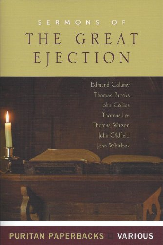9781848711525: Sermons of The Great Ejection (Puritan Paperbacks)