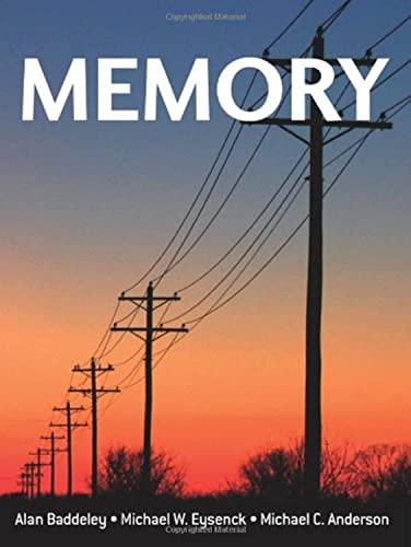 9781848720015: Memory