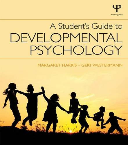 9781848720169: A Student's Guide to Developmental Psychology