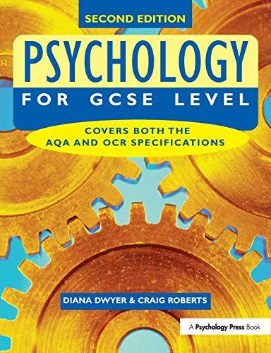 9781848720183: Psychology for GCSE Level