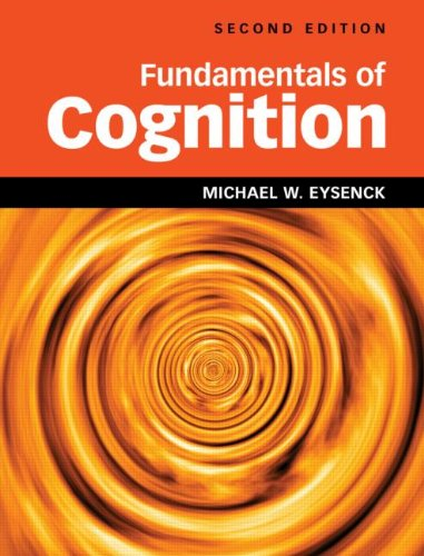 9781848720718: Fundamentals of Cognition 2nd Edition