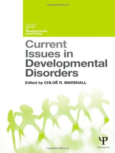 9781848720848: Current Issues in Developmental Disorders (Current Issues in Developmental Psychology)