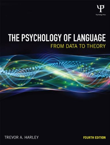 9781848720893: The Psychology of Language: From Data to Theory