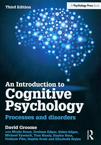 9781848720923: An Introduction to Cognitive Psychology: Processes and disorders