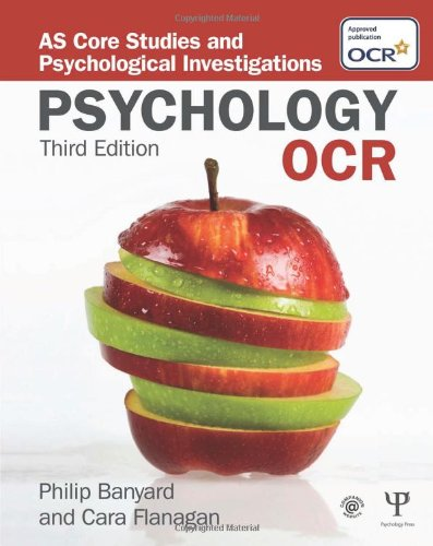 9781848721166: OCR Psychology: AS Core Studies and Psychological Investigations