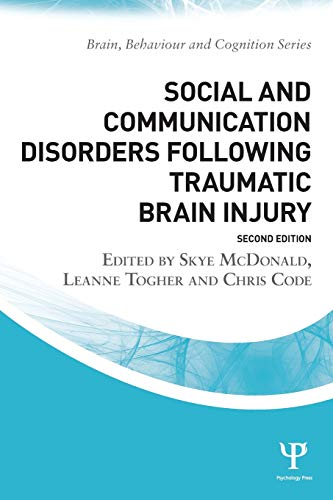 9781848721357: Social and Communication Disorders Following Traumatic Brain Injury (Brain, Behaviour and Cognition)