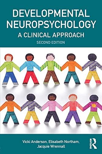 9781848722026: Developmental Neuropsychology: A Clinical Approach